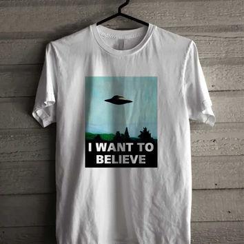 I Want To Believe 232 Shirt For Man And Woman / Tshirt / Custom Shirt