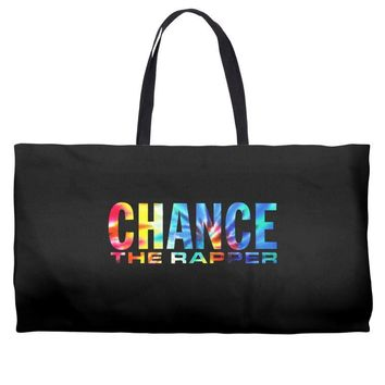 chance the rapper Weekender Totes