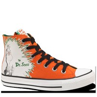 Converse - All Star Dr. Seuss- Grinch - Hi - Flame