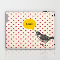 Hello Laptop & iPad Skin by Sreetama Ray