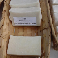 Luna's Luxurious Minty Fresh Dog Soap