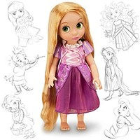 Disney Animators' Collection Rapunzel Doll - 16'' | Disney Store
