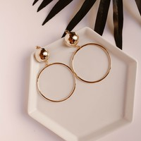 Stevie Gold Earrings