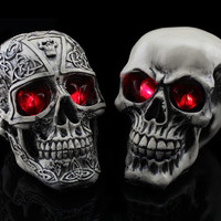 Resin Skull Ornaments S003 - Collectibles | RebelsMarket
