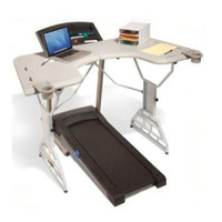 Treadmill Desk Adjustable Height Computer Workstation