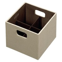 Rubbermaid Bento Fabric Cube with Pop-out Dividers - Small