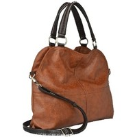 LUCIA Everyday Free Style Beige Tan Soft Embossed Ostrich Double Handle Oversized Hobo Satchel Purse Handbag Tote Bag:Amazon:Shoes