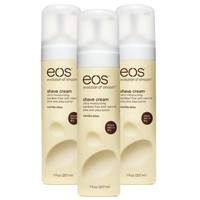 EOS Ultra Moisturizing Shave Cream Set - Vanilla Bliss (3 Pack)
