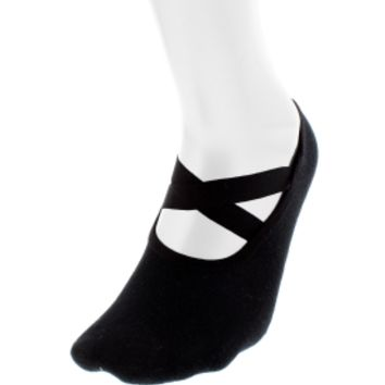 CALIA by Carrie Underwood Grip Ballet Socks | CALIA Studio