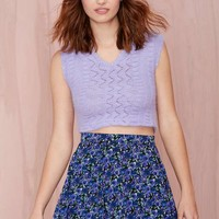 After Party Vintage Delilah Skirt