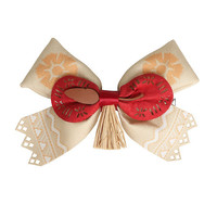 Disney Moana Cosplay Hair Bow