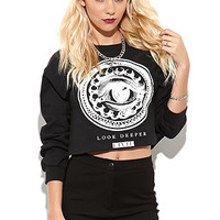 Civil Deep Cropped Fleece at PacSun.com