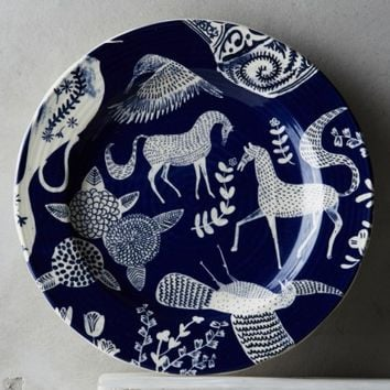 Anthropologie Saga Ceramic Side Plate | Nordstrom