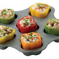 The Spoon Sisters Stuffed Pepper Pan