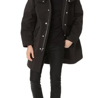 Alexander Wang Fishtail Parka | EAST DANE