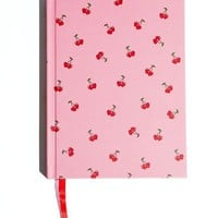 Sweet Cherry Journal (Pink)
