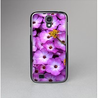 The Purple Flowers Skin-Sert Case for the Samsung Galaxy S4