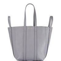 Balenciaga Laundry Cabas 4-Strap Leather Tote Bag
