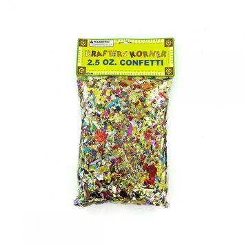 Jumbo Craft Confetti Pack CC030