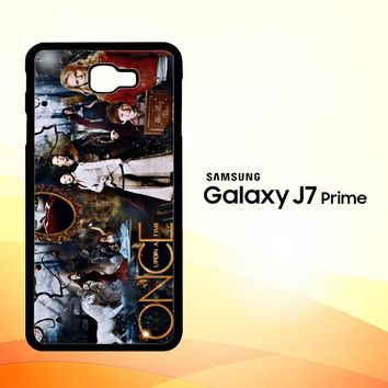 once upon a time wallpaper Y0852 Samsung Galaxy J7 Prime Case