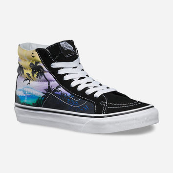 9fc9864654 VANS Dolphin Beach SK8-Hi Slim Womens from Tilly s