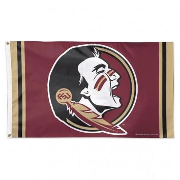 NCAA Florida State Seminoles Deluxe House Flag