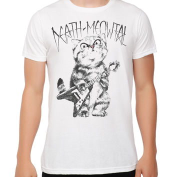 Death Meowtal Kitten T-Shirt