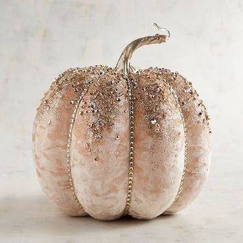 Medium Sparkle Pumpkin