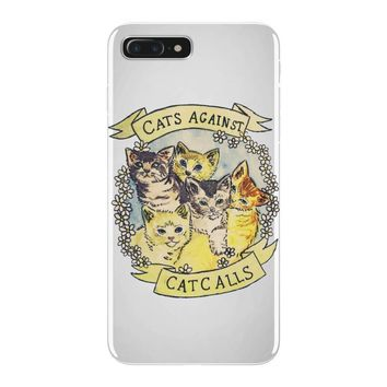 cats against cat calls iPhone 7 Plus Case