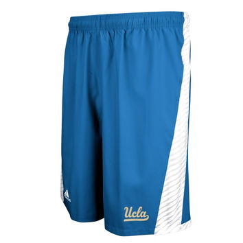 adidas UCLA Bruins 2014 Football Sideline Player Shorts - True Blue