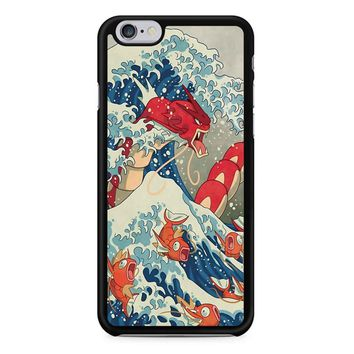 The Great Wave Off Kanto 2 iPhone 6/6S Case