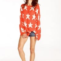SEEING STARS LENON SWEATER
