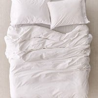 Classic Percale Duvet Cover | Urban Outfitters
