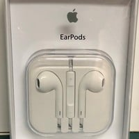 New Original Apple Headphones Earphones For iPhone 5-5S-6-6S With Remote & Mic