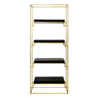 Shadow Etagere Black