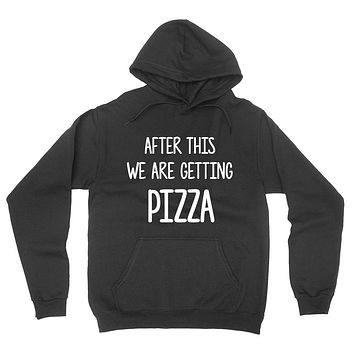 After this we are getting  pizza funny cool trending birthday gift ideas for her for him hoodie