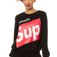 The Sup Sweatshirt
