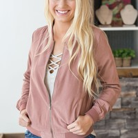 Simply Zipped Jacket - 2 Options