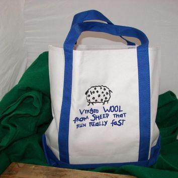 Sheep tote