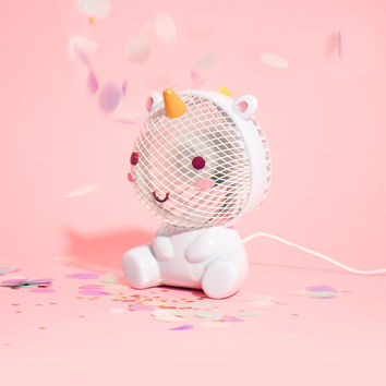 Elodie the Unicorn USB Fan | FIREBOX\u00ae