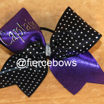 Captain Cheer Bow
