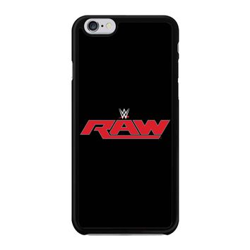 Wwe Raw Logo  iPhone 6/6S Case