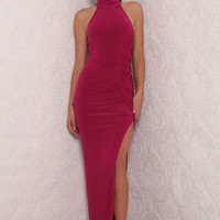 Lyssa Dress Magenta