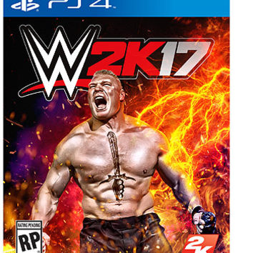 WWE 2K17 for Sony PS4