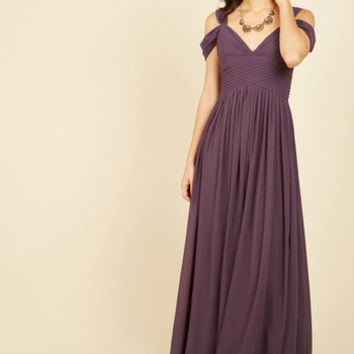 Bonne Salutations Maxi Dress | Mod Retro Vintage Dresses | ModCloth.com