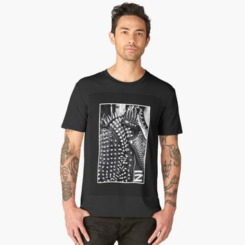 'Punk!' Men's Premium T-Shirt by hypnotzd
