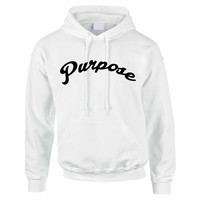 Justin Purpose Shirt Justin Bieber Hooded sweatshirt