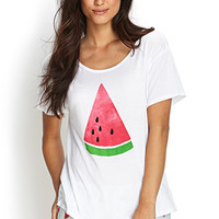 Watermelon Slice PJ Set