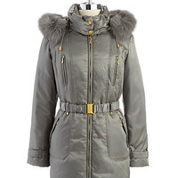 1 Madison Belted Down Coat