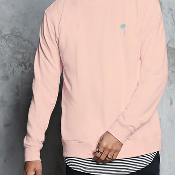 Palm Tee Crew Neck Sweatshirt